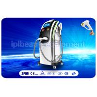 Security Powerful High Energy IPL Laser Machine 2 Systems In 1 With Lovely Appearance
