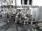 Zhangjiagang Longway Beverage Glass Bottle Carbonated Bottle Filling Machines