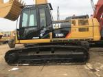 Well Maintenance Used Cat 330dl Excavator Japan Made 270hp Engine Power
