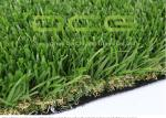 Synthetic Artificial Grass Landscaping With 2 M Roll Width And 35mm Pile Height