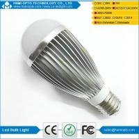 2018 newest led bulb lights 7w E27 solar led bulb light from China manufacture
