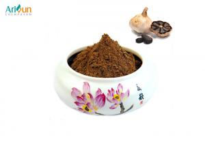 China Pure Anti Aging Garlic Powder Healthy Made Into Capsule To Lower Blood Pressure Blood Fat on sale