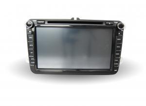 China Car Stereo Player  Bluetooth VOLKSWAGEN GPS Navigation System Jetta Leon Toledo on sale