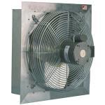 fãs de ventilação axiais de 54 polegadas com certificação do CE