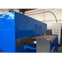 Coating Textile Finishing Machinery Relaxation Dryer 1400-3600mm Roller Width