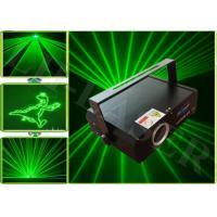 China DJ 300MW  Green  Laser light , DMX512 Laser Dance  Light  / Laser Show System on sale