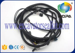 China ISO9001 Standard Excavator Spare Parts , Hydraulic Pump Electrical Wiring Harness on sale