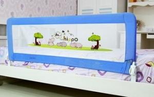Queen Size Baby Bed Safety Rail For Bunk Beds 180cm Adjustable For