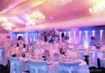 Garden Uv Resistant Banquet Luxury Wedding Tents Lighting System Choosen