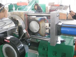 China Durable Waste Plastic Recycling Pelletizing Machine Water Cooling Strand Pelletizer on sale
