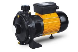 China Cast Iron Electric Motor Water Pump , Horizontal Multistage Centrifugal Pump For Domestic on sale