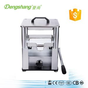 China stainless steel manual hydraulic press juicer machine on sale