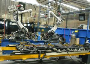 China Rapid Robotic Manufacturing Automation / Industry Robotics And Autonomous Systems on sale