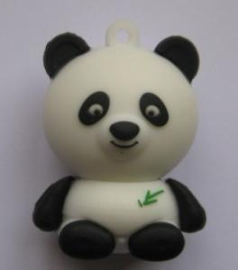China silicon cartoon usb flash drives China supplier on sale