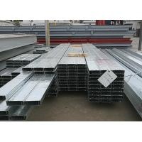 ISO Certified Prefabricated Steel Structure Building With High Efficiency Materials