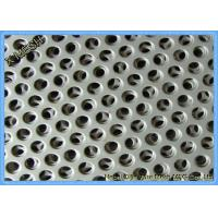 China Stainless Steel Perforated Metal Sheet for Ceiling Decoration Filtration Sieve on sale