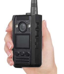China Infrared Body Worn Camera , Police Video Camera Multi Person Intercom 3 To 5 Km on sale