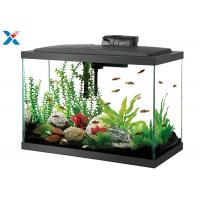 China Rectangular Large Acrylic Fish Tank / Clear Acrylic Fish Tank For Aquarium on sale