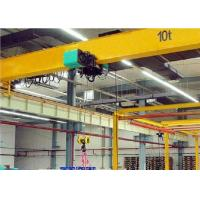 10T-15M Light duty electric Single girder overhead cranes with safety berakes