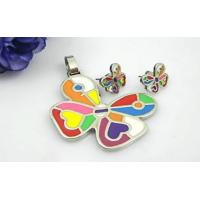 Stainless steel Fashion Jewelry Set