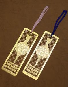 China Metal Bookmark on sale