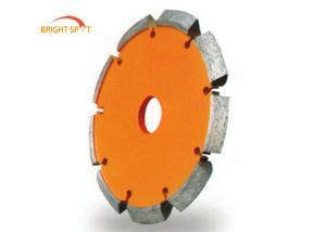 China Fast Speed Tuck Point Saw Blade Diamond For Cutting Concrete Brick Masonry on sale
