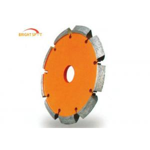 China Fast Speed Tuck Point Saw Blade Diamond For Cutting Concrete Brick Masonry on sale