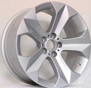 China Silver 19inch OEM Size Car Wheels For BMW X6/ Matt Black Customized 20 Forged Alloy Wheels Rims on sale