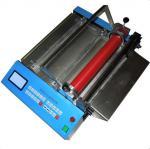 Aplicação elástica automática da máquina de corte LM-300s da correia do microcomputador (cortador frio):  correia de algodão