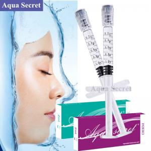 China 1ml Fine Line Anti-wrinkle filler Cross-linked Hyaluronic Acid Injection Dermal Filler wholesale