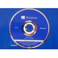 English / French Windows 8.1 Pro OEM Key , CD Key Windows 8.1 Pro 64 Bit  Retail Box