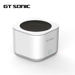 China DC 12V 2A  Small Ultrasonic Cleaner 180ml One Button Operating 20w 43kHz on sale