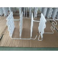 ISO Refrigeration Evaporators / wire bundy tube evaporator 10u 12u