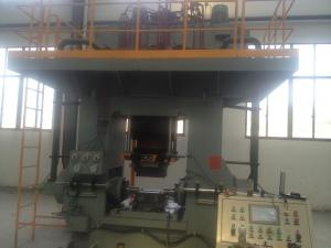 China Tube Tee Fitting Hydraulic Forming Press Manual / Automation Operation Mode on sale
