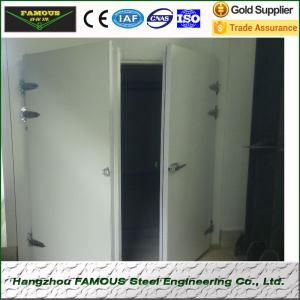 Quality pu insulated hinged doors cold storage room for sale & pu insulated hinged doors cold storage room for sale u2013 PU Cold Room ...