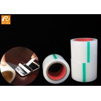 China 55mm - 90mm Width PE Film Tape RITIAN LCD Screen Glass remove dust protection film on sale