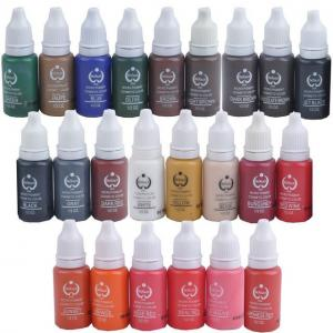 China Original Biotouch tattoo ink for permanent makeuo and body tattoo use on sale