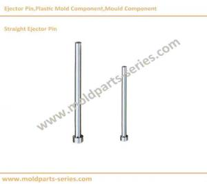 China Straight Ejector Pins, Plastic Mold Component, Mold Part,Chinese Factory on sale