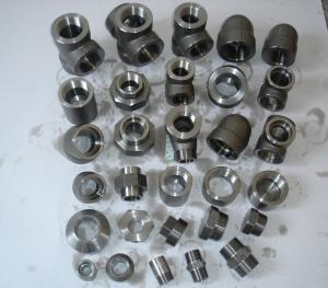 Quality Forged Steel Fittings , Duplex Steel / Nickel Alloy Steel Socket Reducer Inserts for sale