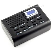 China Mini Digital Telephone Voice Recorder Automatically record conversations LCD displays on sale