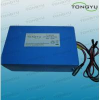 36V 15AH Li-ion E-Bike Battery Pack , LiFePO4 Lithium-ion Batteries For Motorcycle