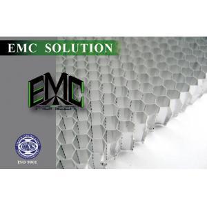China High Strength 6mm Honeycomb Vent Aluminium Honeycomb Core on sale