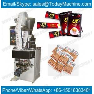 China CE promotion factory price automatic coffee sachet packing machine on sale