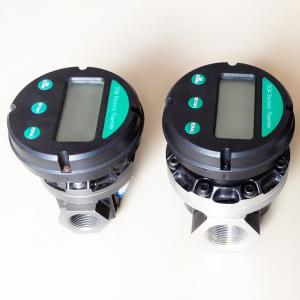 China Electric Digital Flow Meter OGM-E-25 on sale