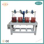 Good quality 13 spindle high speed braiding machine produce different cord sell low price