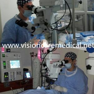 China FDA Marked Ophthalmic Surgical Microscope for Retinal Vitreous Surgery with BIOM System on sale