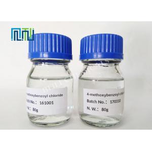 China P-Anisoyl Chloride Pale Yellow Liquid 4-Methoxybenzoyl Chloride Benzoyl Chloride on sale