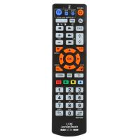 Infrared Learning Universal Remote Control For TV And Set Top Box 45 Keys Type