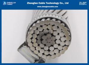China ACSR Power Transmission Bare Conductor /AWG Cable (AAC, AAAC, ACSR) (Area AL:560mm2 Steel:38.7mm2 Total:599mm2) on sale