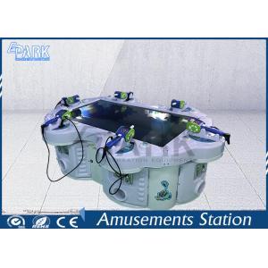 China 850W Upgrade Thump Shooting Fish Hunter Game Machine Simulator on sale